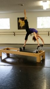 PMA Certified Pilates Instructor Amy Trammell